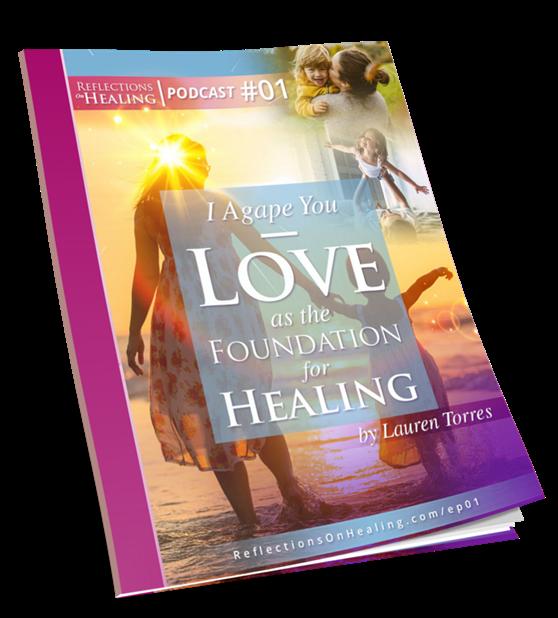 Reflections On Healing - Workbook Ep01 Medium